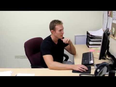 Office Chair Workout (Get Fit At Work!)