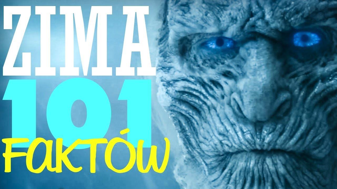 ZIMA - 101 FAKTÓW PRO100 ZMOSTU
