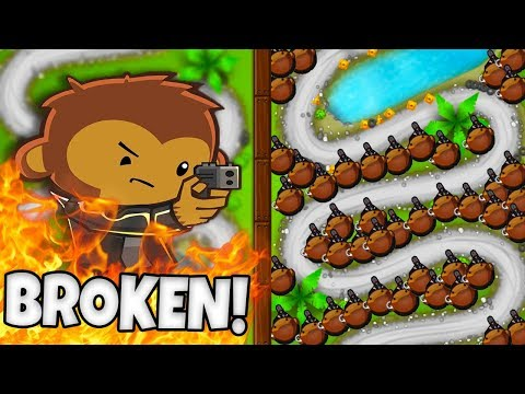 WHY I BAN THE COBRA EVERY GAME! | Bloons TD Battles