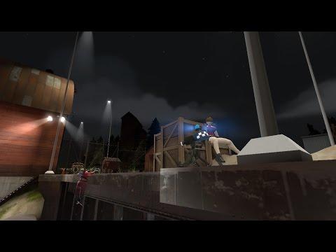 TF2 Live Commentary: Miniature Bridge