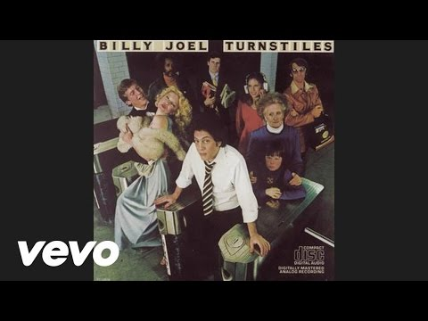 Billy Joel - All You Wanna Do Is Dance (Audio)