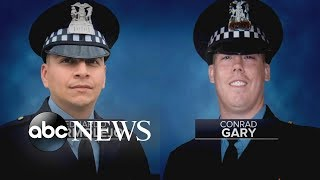 2 Chicago officers fatally struck by train while pursuing suspect thumbnail
