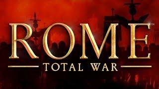 Rome: Total War - The Livestream Begins