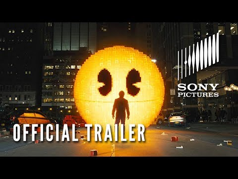 PIXELS - Official Trailer (HD)