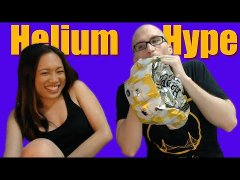 High Voice Helium Hype
