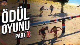 Ödül Oyunu 8. Part   29. Bölüm   Survivor Türkiye - Yunanistan thumbnail
