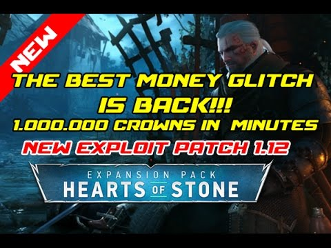 the witcher 3 : Best money and duplication glitch ever 1 000 000+