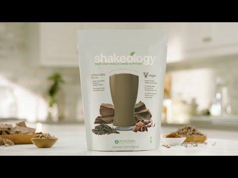 Shakeology: Change Starts Here