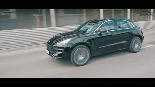 Тест-драйв от Давидыча Porsche Macan Turbo