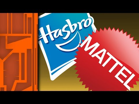 Hasbro & Mattel Might Merge? Possible Oppertunties for Transformers | TF-Talk #128
