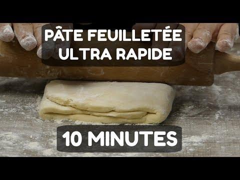 ⏱-pÂte-feuilletÉe-ultra-simple-en-moins-de-10-minutes!!-⏱