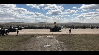 Russia and Turkey Agree on a 20 KM Idlib Buffer Zone