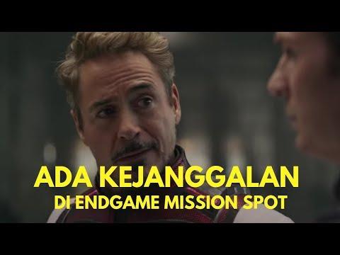 Avengers: Endgame Mission Spot Beri Petunjuk Rahasia? Simak Videonya!