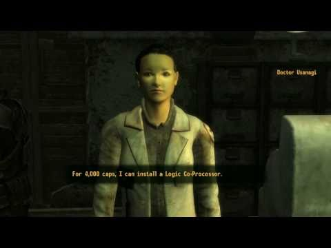Early Intelligence Implant - Fallout: New Vegas