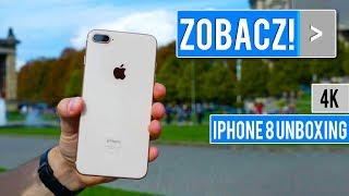 iPhone 8 Plus 📱 Unboxing PL 🔥  Pierwszy w Polsce!  👍