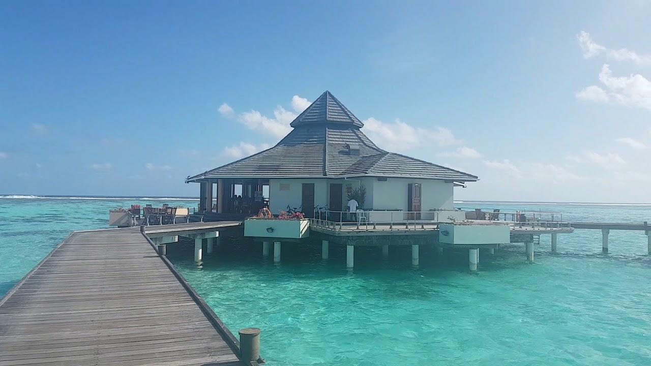 Maldives 2017 Sun Island Resort Water Bungalow