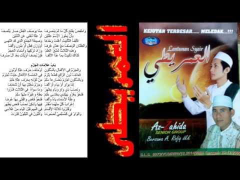 Full Album Senandung IMRITHI Qosoid Bahasa Arab - Az Zahida Senior Group (With Lyric)