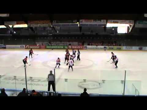 09.11.2014: Jugend NRW Eishockey RT Bad Nauheim vs. Neuss 11:6
