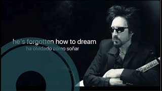 Johnny Indovina - He's Forgotten How to Dream [Lyrics Video] (Subtitulada)