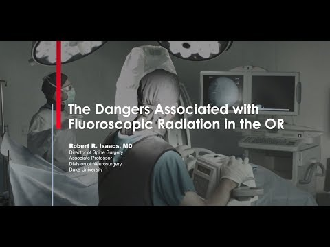 The Dangers Of Radiation In The OR