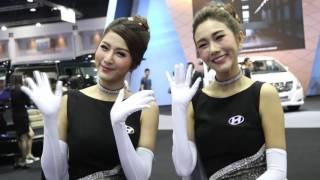 [BIMS2017] รวมเหล่านางฟ้าสาวสวย น่ารัก ในงาน Motor Show 2017 thumbnail