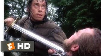 Excalibur (1981) - Arthur's Knighthood Scene (1/10) | Movieclips