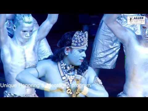 ALLEN Champion's Day 2016 : Prince Dance Group Amazing Krishna Act Performance