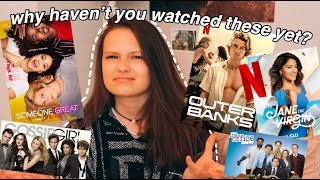 NETFLIX RECOMMENDATIONS YOU NEED TO WATCH 2020!!!