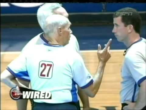 NBA Referees Wired 6 - Joey Crawford ejects Don Nelson, and more