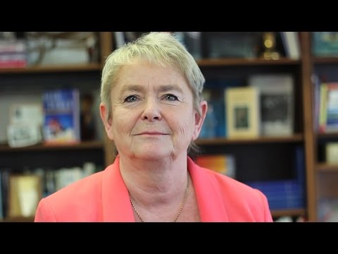 Introduction to 2016-2018 International President Sonja Hönig Schough