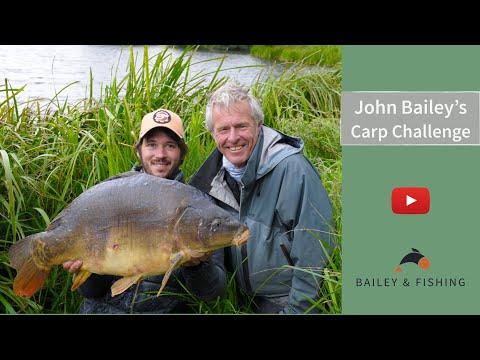 John Bailey's Float Fishing For Carp Challenge