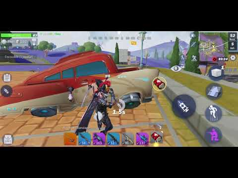 Solo Vs Squad This Luck.. Creative Destruction (Android/Ios)