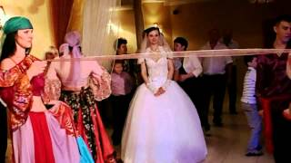 """Конкурс """"Украли невесту"""" Тамада Ирина 0955504936"""