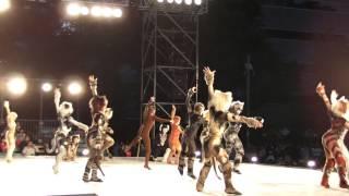 YOSAKOI ソーラン 2015 劇団四季 Cats