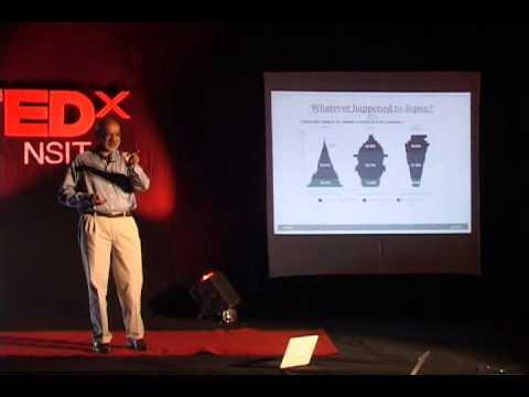 TEDxNSIT-Mohan Guruswamy: