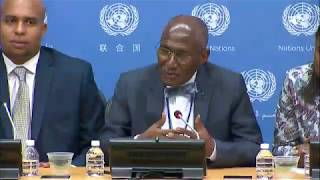 Harnessing the Demographic Dividend through Investments in Youth - Press Conference (19 May 2017) thumbnail