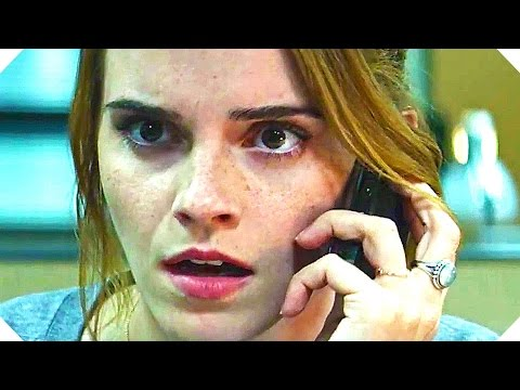 THE CIRCLE Bande Annonce (Emma Watson, Thriller - 2017)