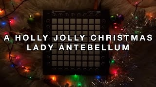 Lady Antebellum - A Holly Jolly Christmas (Launchpad cover)