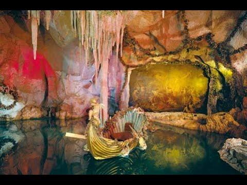 Die Venusgrotte Im Schlosspark Linderhof Youtube