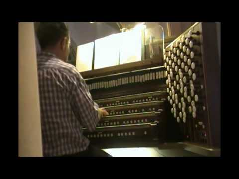 Organ Recital at St Andrew's Cathedral