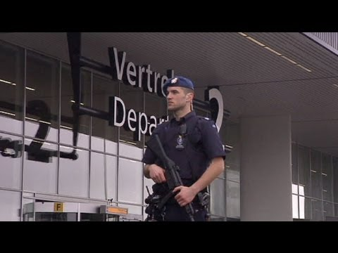 Amsterdam's Schiphol Airport Partly Evacuated