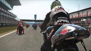 MotoGP 17 - Honda NSR500 2002 - Test Ride Gameplay (PC HD) [1080p60FPS]