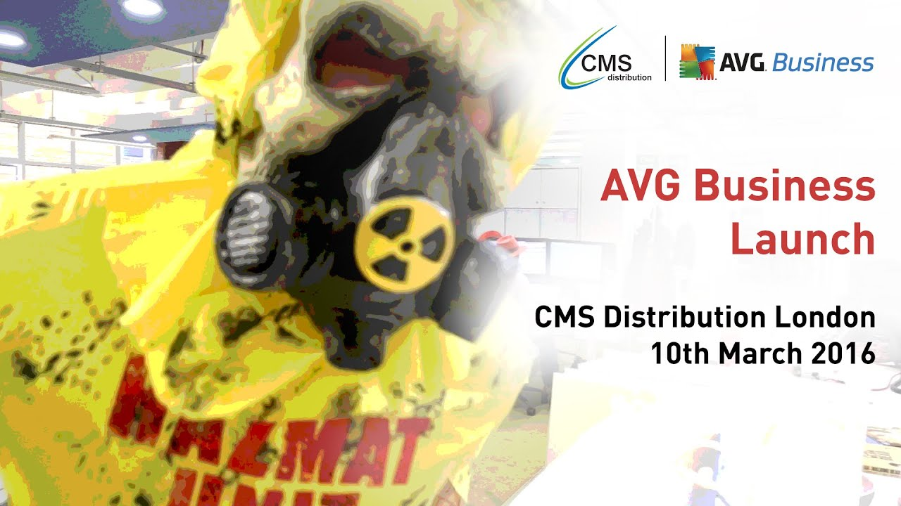 CMS to be UK Distributor for AVG Business Security Solutions