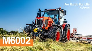 M6002: For maximum operating performance! | #Kubota 2020