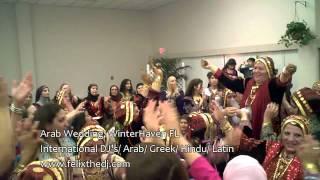 Tampa DJ Arab Henna Party