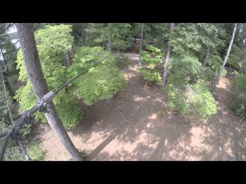 (FULL) Callaway Gardens - Treetop Adventure & Zip Lines
