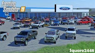 2020 SuperDuty's Arrive! | Ford Dealership | New Inventory | Used Trucks | Farming Simulator 19