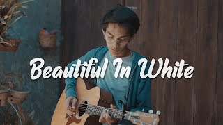 Beautiful In White - Westlife/Shane Filan (Acoustic Cover by Tereza)