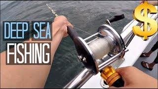 Deep Sea Fishing!! Is a Charter Boat Trip worth the Money??