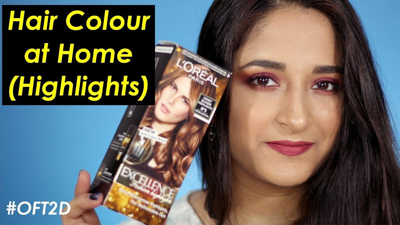 Loreal Fashion Highlights Hair Colour Review